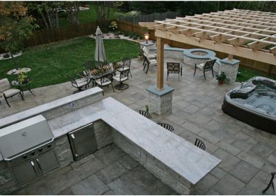 Outdoor Living Space Naperville