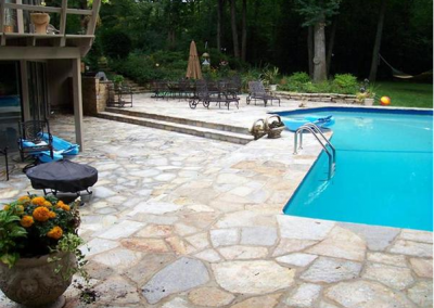 pool patio design