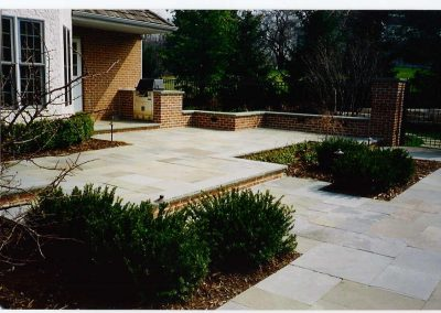 Patio 2 - Natural Stone