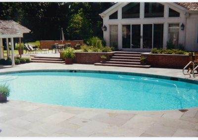 Pool Deck 5 - Natural Stone