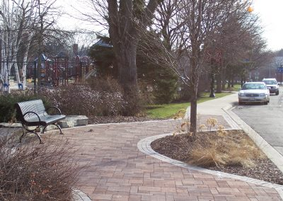 Northbrook Brick Paving