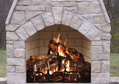 Natural-Stone-Fireplace