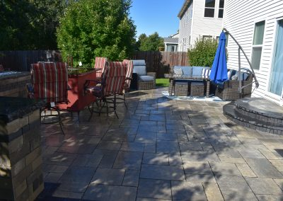 Unilock Brick Pavers Lake Bluff IL