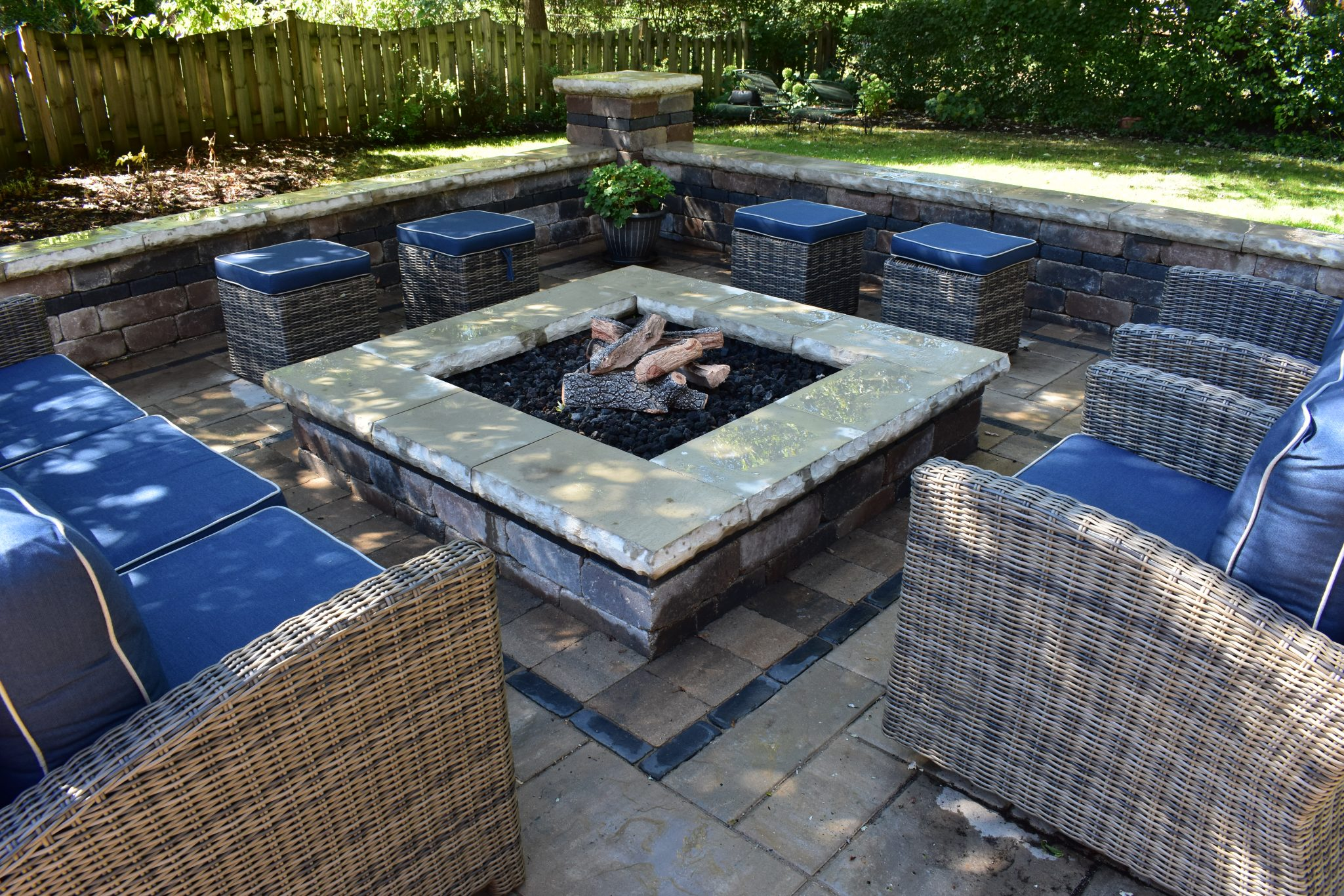 Outdoor Fireplaces And Kitchens A 1 Contractors Inc