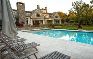 pool deck design lake forest