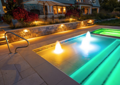 pool deck design lake forest il